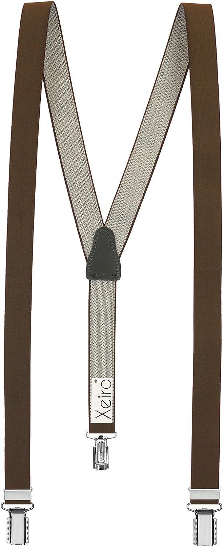 Xeira Tirantes para ni/ños de 25mm de ancho con 3 clips en divertidos dise/ños