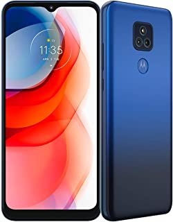 Moto G Play | 2021 | 3-Day Battery | Unlocked | Made for US by Motorola | 3/32GB | 13MP Camera | Blue