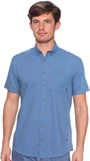 DeFacto Front Zip-Up Ribbed Basic Polo Shirt for Men