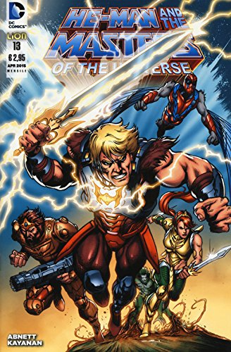 He-Man and the masters of the universe: 13