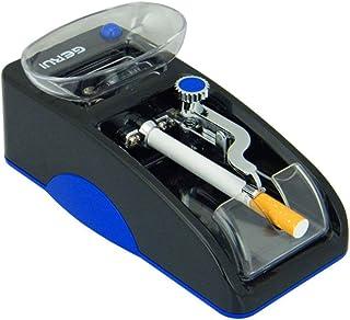 GERUI Electric Cigarette Tobacco Rolling Automatic Roller Maker Mini Machine (Blue)