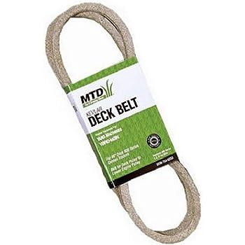 """Oregon Belt 1//2/"""" X 118-5//16/""""  CUB CADET MTD 754-04033, Deck Drive Premium"""