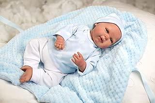 Ann Lauren's Reborn Baby Boy Doll