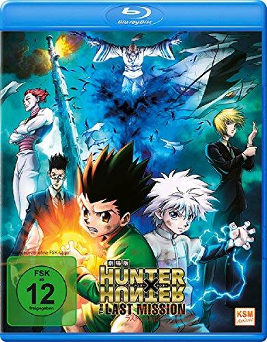 HUNTERxHUNTER - The Last Mission (Blu-ray)