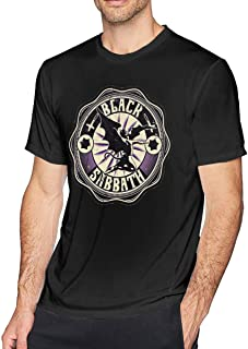 Xorteye Black Sabbath Home Shirt for Men Black