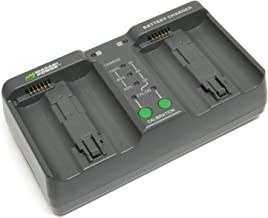 Wasabi Power Dual Battery Charger for Nikon EN-EL18,...
