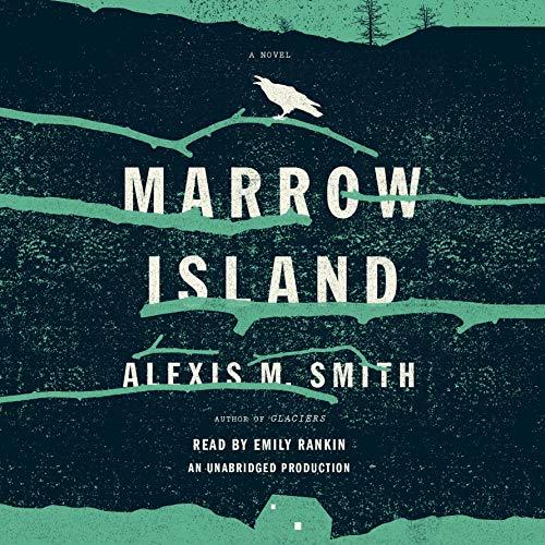 Marrow Island audiobook cover art