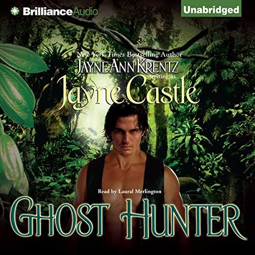 Ghost Hunter Audiobook By Jayne Castle cover art