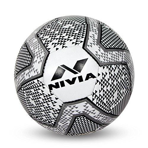 Nivia Black & White Football (5)