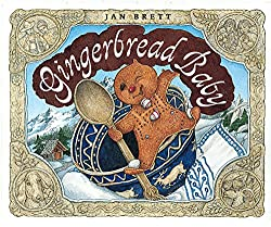 Gingerbread Baby cover