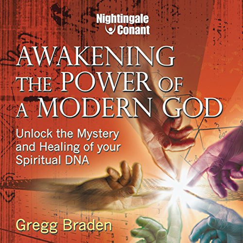 Awakening the Power of Modern God audiobook cover art