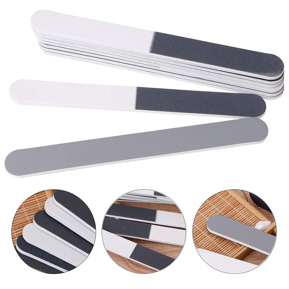 File Glass Nail - 1pc Nail Art Shiner Buffer 3 Sides Polish Sanding File Manicure Polisher Tool #3tl00164# - Canoda