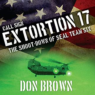Call Sign Extortion 17 cover art