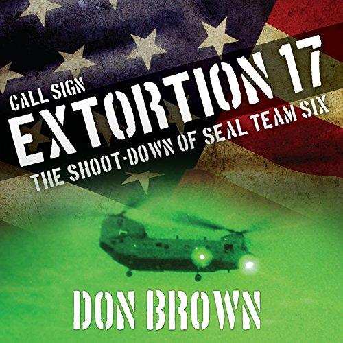 Call Sign Extortion 17 audiobook cover art
