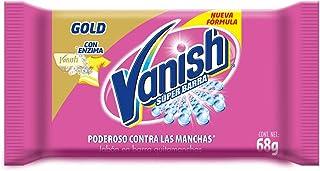 Vanish Vanish Jabón En Barra De 68 Gramos Rosa, 1 unidad