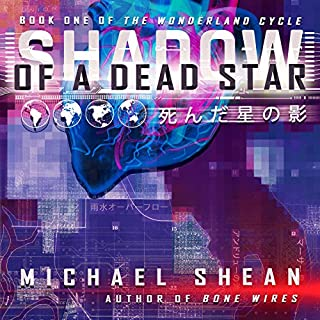 Shadow of a Dead Star audiobook cover art