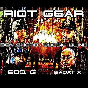 Riot Gear (feat. Sadat X & Edo. G)