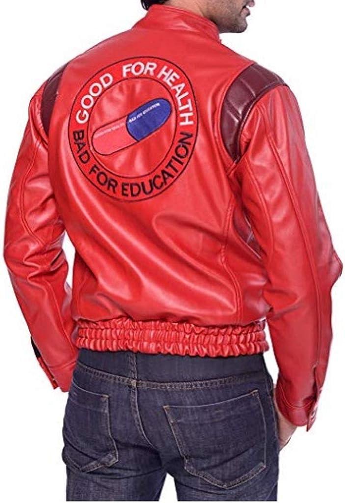 Akira Kaneda Manga Capsule Real Leather Jacket