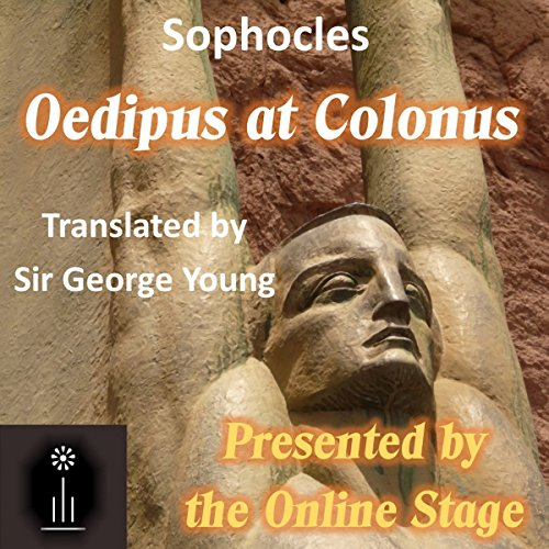 『Oedipus at Colonus』のカバーアート