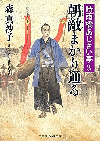 朝敵まかり通る 時雨橋あじさい亭 (二見時代小説文庫)