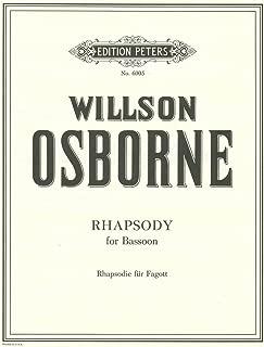 Osborne: Rhapsody for Bassoon