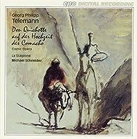 Telemann: Don Quichotte auf der Hochzeit des Comacho (1995-01-25)