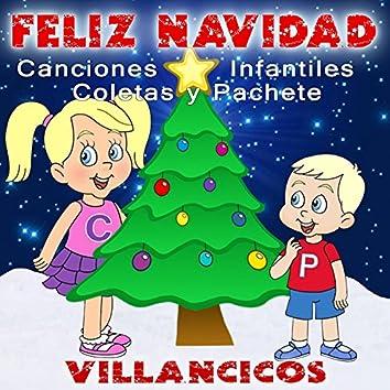 Cascabel / Arre Borriquito / Los Peces en el Río / El Pequeño Tamborilero / Feliz Navidad (Canciones de Navidad y Villancicos)