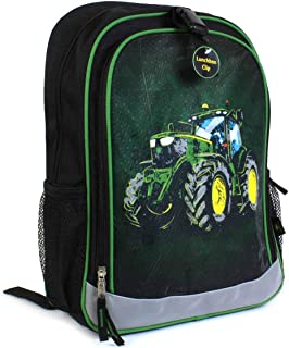 Black Tractor Backpack - LP70696