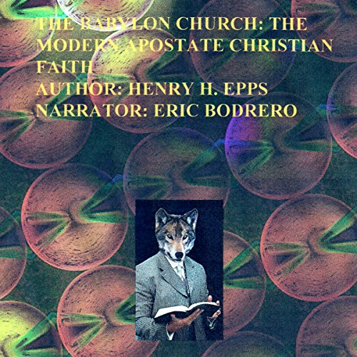 The Babylon Church audiobook cover art
