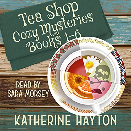 Tea Shop Cozy Mysteries, Books 1-6: Cozy Mystery Collections, Book 2