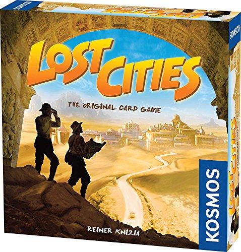 KOSMOS - Juego de Tablero Lost, 2 o más Jugadores (691820) (versión en alemán)