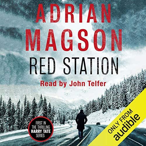 Couverture de Red Station