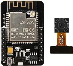 Sanpyl ESP32-CAM ESP32 5V WiFi Bluetooth Development Board + OV2640 Camera Module for IoT Applications, Suitable for Home ...