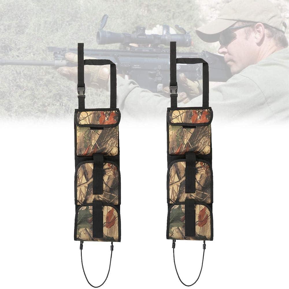 Sillón trasero del coche Sling, arma de caza Sling con fácil instalación, bolsa de almacenamiento de automóviles multifuncional, camión asiento oculto paraguas rit rifles escopeta de almacenamiento