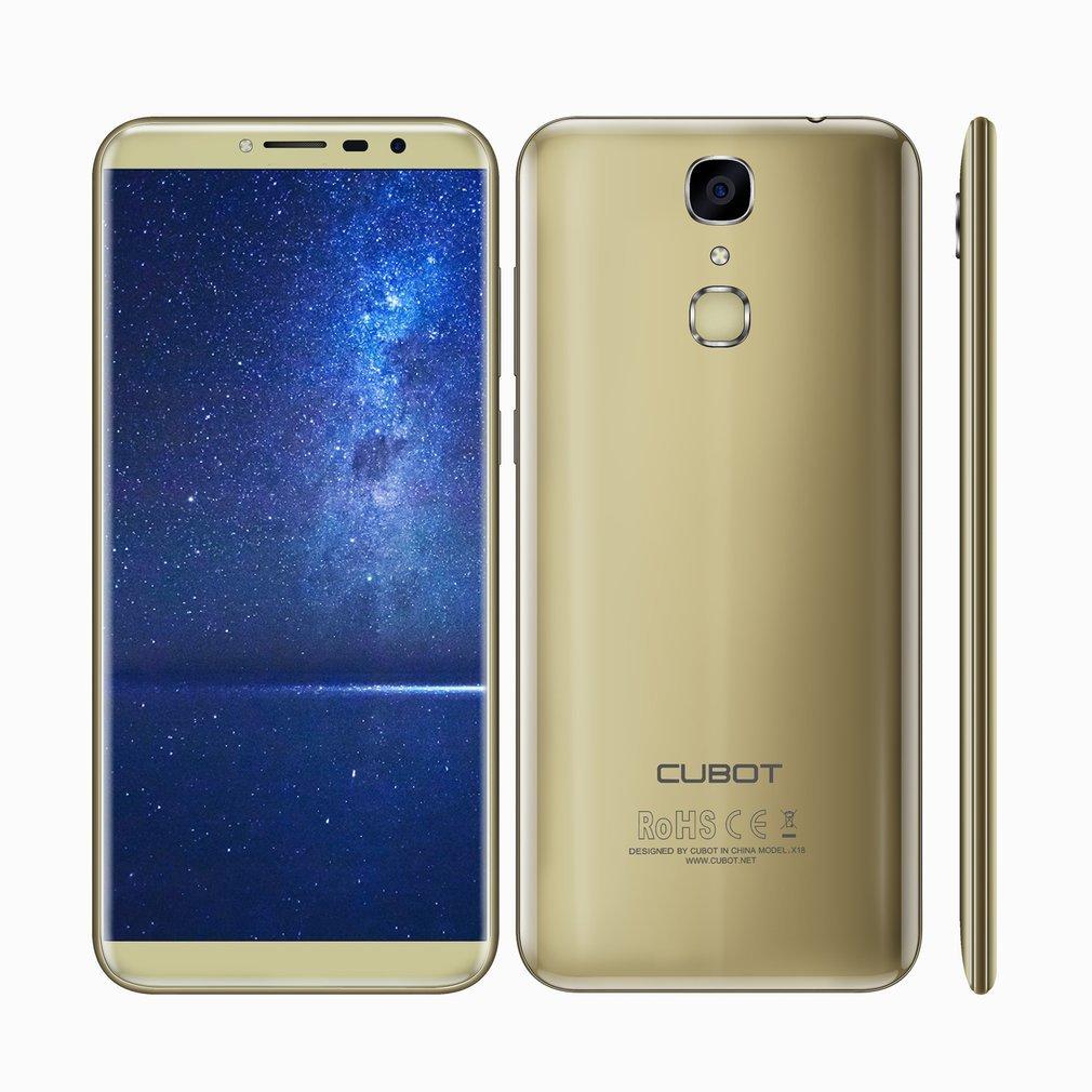Smartphone Libre - CUBOT X18, Moviles Baratos 4g 5.7