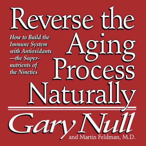 Reverse the Aging Process audiobook cover art