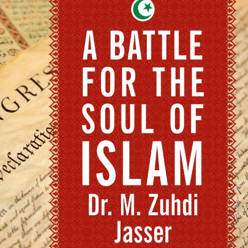 A Battle for the Soul of Islam audiobook cover art