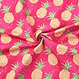 David accessories Ananas-Muster Bullet Gedruckt Liverpool