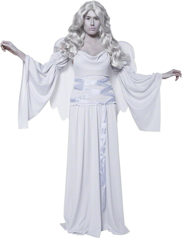 venta con descuento Smiffy's - Disfraz de ángel para mujer, mujer, mujer, talla UK 12-14 (SM33064-M)  ventas en linea