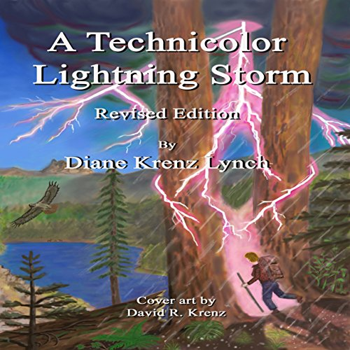 A Technicolor Lightning Storm: Revised Edition audiobook cover art