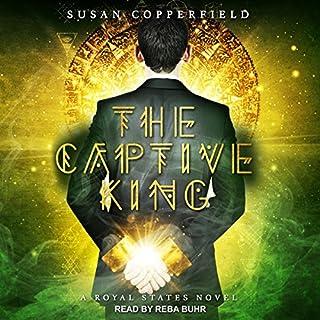 Page de couverture de The Captive King