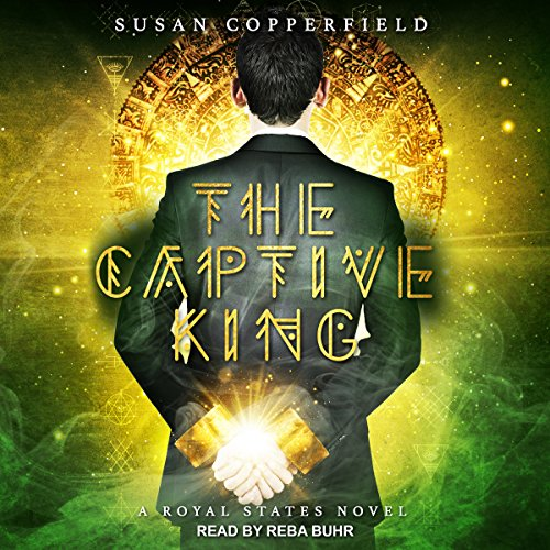 Couverture de The Captive King