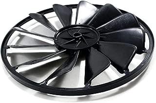 5303270893 Room Air Conditioner Condenser Fan Genuine Original Equipment Manufacturer (OEM) Part