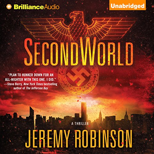 SecondWorld                   Auteur(s):                                                                                                                                 Jeremy Robinson                               Narrateur(s):                                                                                                                                 Phil Gigante                      Durée: 11 h et 20 min     2 évaluations     Au global 4,0