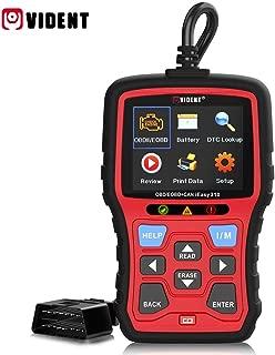 VIDENT iEasy310 ODB2 Scanner Professional OBDII Code Reader and Car Diagnostic Tool Enhanced OBD2 Automotive Scanner