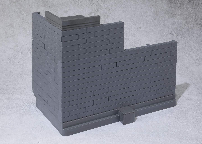 Grey Ver. Bandai Tamashii Option Brick Wall