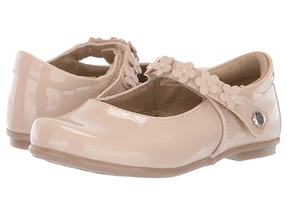 Kid Express Gaia (Toddler) (Blush Patent) Girls Shoes