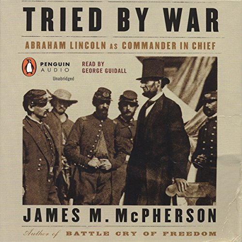 Tried by War audiobook cover art