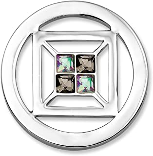 Mi Moneda - Women Coin Pendant SW-CUB-01-S