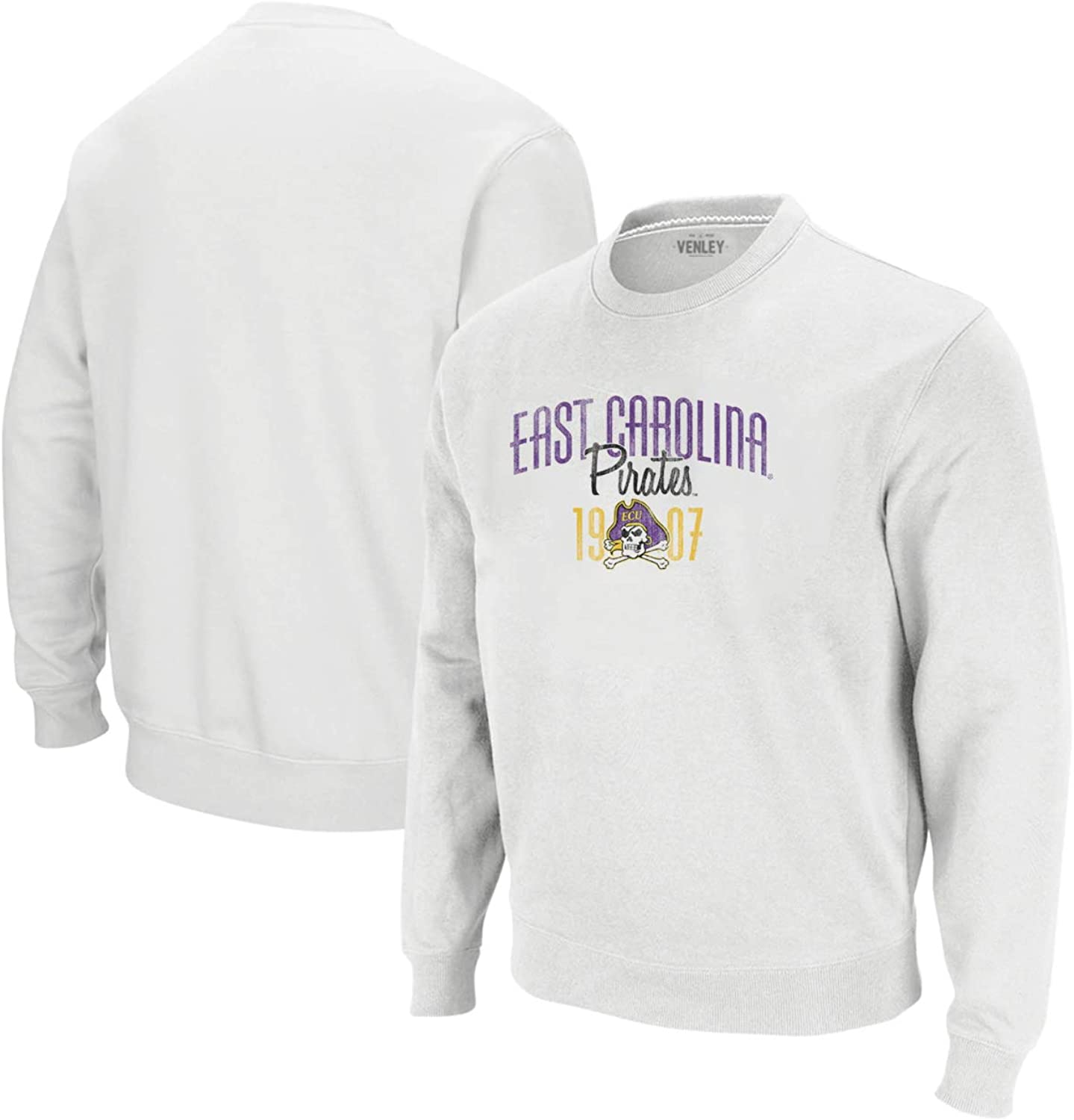 Venley Official NCAA Mail order Founding Year Womens Mens Max 78% OFF Sweat Boyfriend